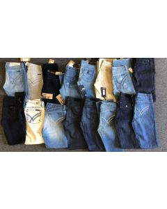 William Rast Ladies Denim Jeans Assortment 30pcs