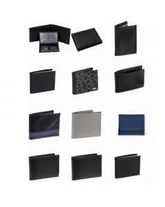 Calvin Klein mixed wallet assortment 18pcs.
