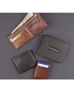 Guess mens wallets assortment 18pcs.