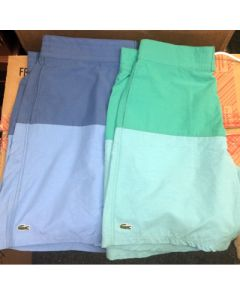 Lacoste swim shorts assortment 12pcs.