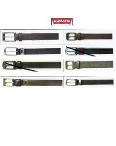 Levis men's belts assortment 21pcs.