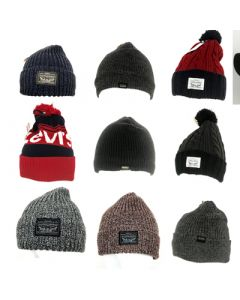 Levis Winter Hats Assortment 36pcs.