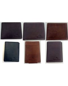 TOMMY BAHAMA Mens Wallets assortment 24pcs.