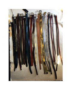 Joes Jeans ladies belts 50pcs. assortment