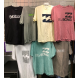 Billabong wholesale mens tees assortment 48pcs.