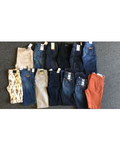 Joes Jeans ladies denim assortment 30pcs.