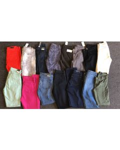 JBrand ladies skinny denim assortment 30pcs.