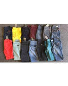 Stitches ladies denim jean assortment 30pcs.