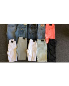 True Religion ladies IRR Denim Jeans Assortment 30pcs.