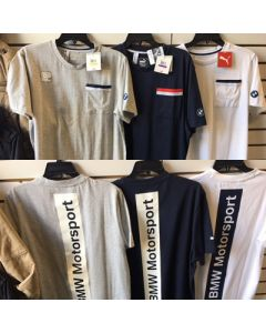 Puma Bmw MotorSport t-shirt 24pcs.