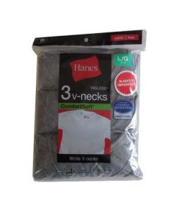 Hanes Toddler boys V-neck t-shirts 24pcs.