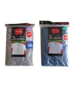 Hanes boys t-shirts 24units
