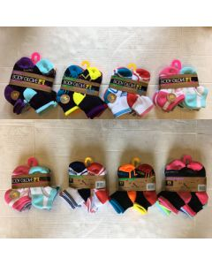 Body Glove KIDS Socks (6pack) 48pcs.