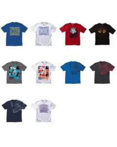 DC Shoe co. boys 8-20 s/s screen t-shirts assortment 48pcs.