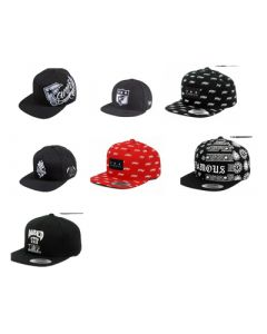 Famous Stars hats assortment 36pcs.
