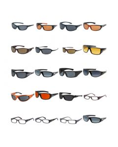 Harley Davidson sunglasses assortment 24pcs.