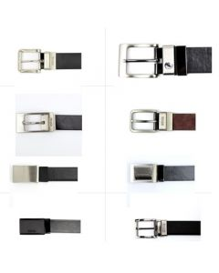 Kenneth Cole Reaction men's leather belts assortment 12pcs.