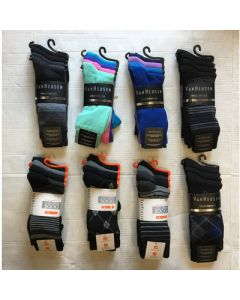 Van Heusen Dress Socks (4pack) 48pcs.