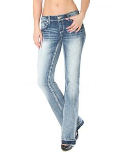 Charme (made by Grace in LA) assorted denim jeans 28pcs