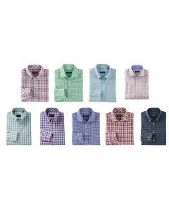 Bobby Jones wholesale long sleeve shirts assortment 24pcs.
