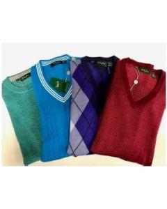 Bobby Jones wholesale assorted sweaters 24pcs.