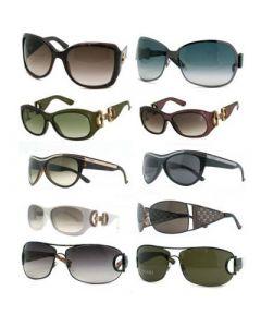 Gucci Wholesale sunglasses mixed lot 10pcs.