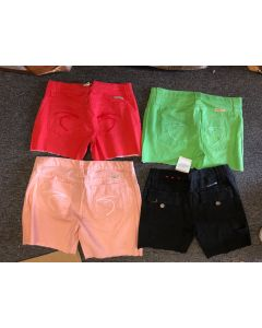 Frankie B. Jeans ladies cut off shorts assortment 50pcs.