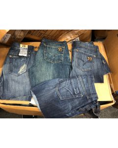 Joes Jeans ladies cut off shorts 50pcs.