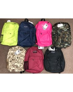 EastWest Backpacks assortment 50pcs.