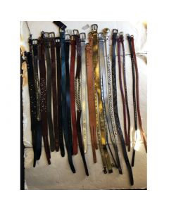 Joes Jeans ladies belts 50pcs. assortment
