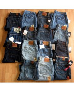Lucky Brand Denim Jeans Ladies Assortment 30pcs.