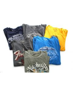 Lucky Brand Wholesale mens screen tees 48pcs.