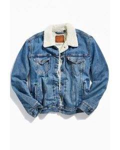 Levi Men's Sherpa Denim Jacket 30pcs.