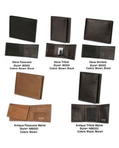 Steven Madden wallets wholesale assortment 24pcs.