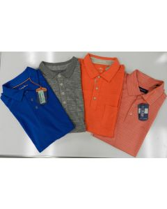 Tommy Bahama Wholesale Men's short sleeve Polos 50pcs.