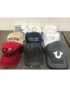 True Religion Wholesale hats assortment 36pcs.